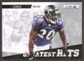 2012 Panini Rookies and Stars Longevity Greatest Hits #3 Ed Reed