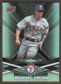 2009 Upper Deck Spectrum Black #96 Michael Young /50