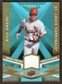 2009 Upper Deck Spectrum Spectrum Swatches Light Blue #SSAN Rick Ankiel /99
