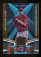 2009 Upper Deck Spectrum Spectrum Swatches Light Blue #SSBW Brandon Webb /99