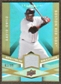 2009 Upper Deck Spectrum Spectrum Swatches Light Blue #SSDA David Ortiz /99