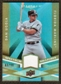2009 Upper Deck Spectrum Spectrum Swatches Light Blue #SSDU Dan Uggla /99