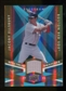 2009 Upper Deck Spectrum Spectrum Swatches Light Blue #SSJA Jacoby Ellsbury /99