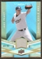 2009 Upper Deck Spectrum Spectrum Swatches Light Blue #SSJP Jake Peavy /99