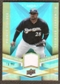 2009 Upper Deck Spectrum Spectrum Swatches Light Blue #SSPF Prince Fielder /99