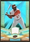 2009 Upper Deck Spectrum Spectrum Swatches Light Blue #SSVG Vladimir Guerrero /99