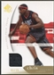 2005/06 SP Authentic #66 Chris Webber Limited Extra Patch #03/25