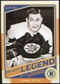 2012/13 Upper Deck O-Pee-Chee #503 Johnny Bucyk L