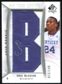 2010/11 Upper Deck SP Authentic #223 Eric Bledsoe RC Letter Patch Autograph 15/149