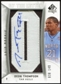 2010/11 Upper Deck SP Authentic #231 Deon Thompson RC Letter Patch Autograph /149