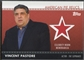 2011 American Pie #APR33 Vincent Pastore Relics Shirt