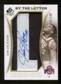 2010/11 Upper Deck SP Authentic By The Letter Legend Last Name #LJJ Jim Jackson/Serial 149, Print Run 694 Auto