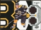 2012/13 Upper Deck Black Diamond Dual Jerseys #BOSTS Tyler Seguin D