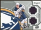 2012/13 Upper Deck Black Diamond Dual Jerseys #BUFFDS Drew Stafford F