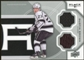 2012/13 Upper Deck Black Diamond Dual Jerseys #LAKDB Dustin Brown F