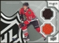 2012/13 Upper Deck Black Diamond Dual Jerseys #TOUGHDC Daniel Carcillo F
