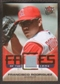 2007 Fleer Ultra Faces of the Game Materials #FR Francisco Rodriguez