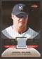 2007 Fleer Ultra Faces of the Game Materials #JG Jason Giambi