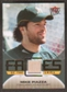 2007 Fleer Ultra Faces of the Game Materials #MP Mike Piazza