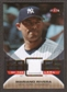 2007 Fleer Ultra Faces of the Game Materials #MR Mariano Rivera
