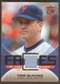 2007 Fleer Ultra Faces of the Game Materials #TG Tom Glavine