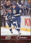2012/13 Upper Deck Canvas #C73 David Perron