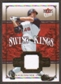 2007 Fleer Ultra Swing Kings Materials #TH Travis Hafner