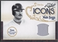 2011 Prime Cuts #16 Wade Boggs Icons Materials Jersey #04/99