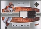 2007 Ultimate Collection #UMCP Carson Palmer Materials Silver Jersey #067/125