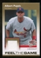 2007 Fleer Ultra Feel the Game Materials #AP Albert Pujols