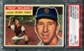 1956 Topps Baseball #92 Red Wilson PSA 8 (NM-MT) *6211