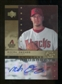 2007 Upper Deck Future Stars Cy Young Futures Signatures #MO Micah Owings Autograph