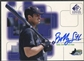 1999 SP Signature #BS Bobby Smith Auto