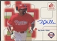1999 SP Signature #DGL Doug Glanville Auto