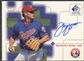 1999 SP Signature #MB Michael Barrett Auto