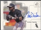 1999 SP Signature #RD Ray Durham Auto
