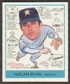 2007 Upper Deck Goudey Heads Up #277 Nolan Ryan