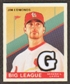 2007 Upper Deck Goudey Memorabilia #59 Jim Edmonds