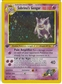 Pokemon Gym Heroes 1st Edition Single Sabrina's Gengar 14/132