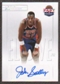 2011/12 Panini Past and Present Elusive Ink Autographs #JSA John Salley Autograph