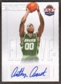 2011/12 Past and Present Elusive Ink Autographs #AA Anthony Avent Autograph