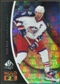 2010/11 Upper Deck SP Authentic Holoview FX #FX5 Rick Nash