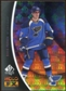 2010/11 Upper Deck SP Authentic Holoview FX #FX12 David Perron