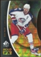 2010/11 Upper Deck SP Authentic Holoview FX Die Cuts #FX5 Rick Nash