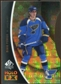2010/11 Upper Deck SP Authentic Holoview FX Die Cuts #FX12 David Perron