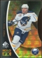2010/11 Upper Deck SP Authentic Holoview FX Die Cuts #FX14 Thomas Vanek