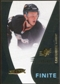 2010/11 Upper Deck SPx Finite Rookies #F13 Cam Fowler /499