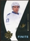 2010/11 Upper Deck SPx Finite Rookies #F26 Nazem Kadri /99