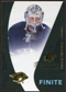 2010/11 Upper Deck SPx Finite Rookies #F7 Anders Lindback /499