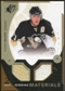2010/11 Upper Deck SPx Winning Materials #WMEM Evgeni Malkin